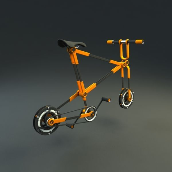 Sepeda Lipat 9