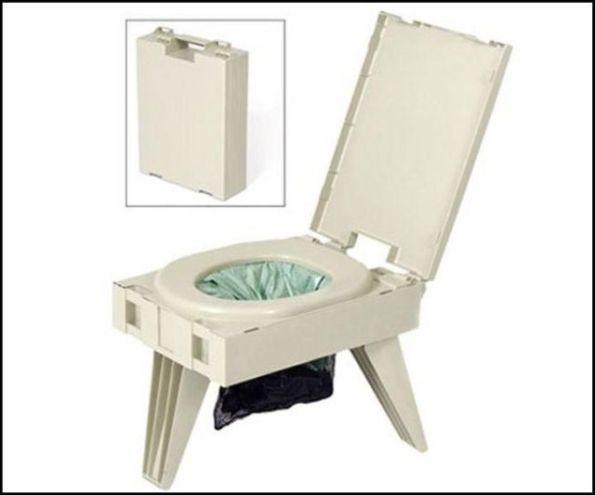 Foto Toilet Portable