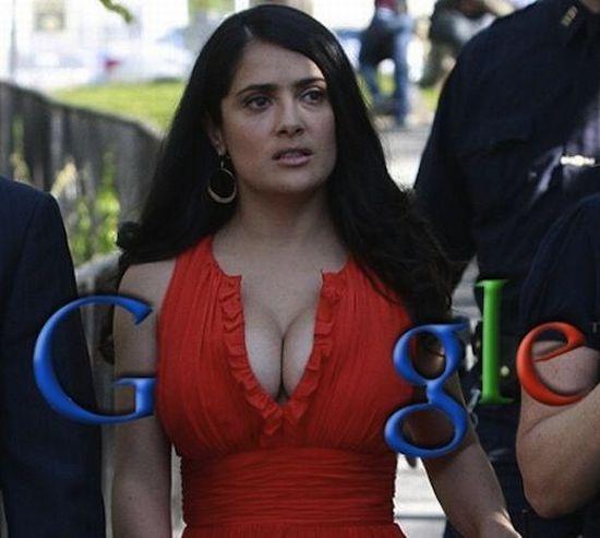 Foto Google Salma Hayek