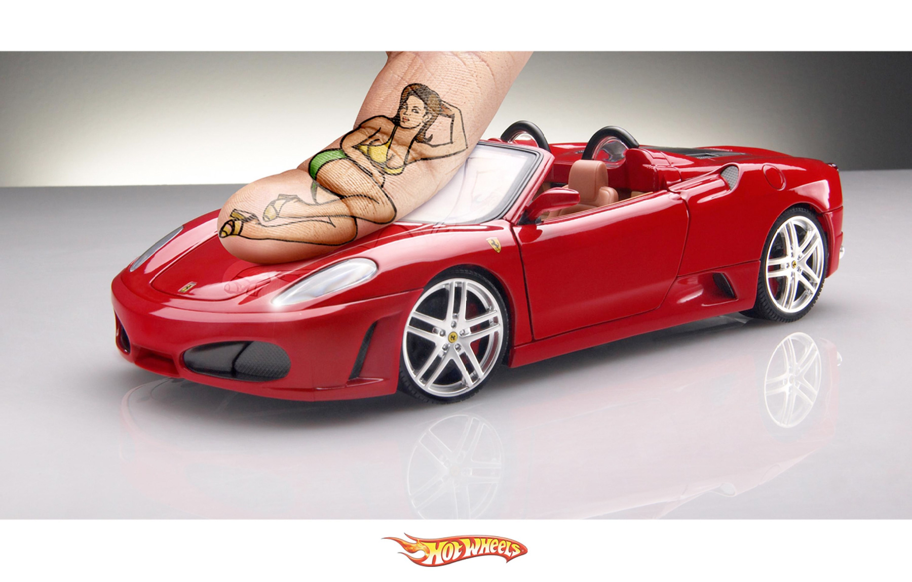 Hot Wheels Model Cars