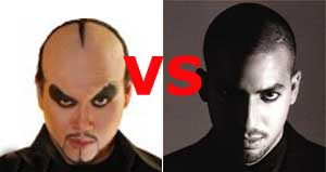 DAVID BLAINE VS DEDDY CORBUZIER
