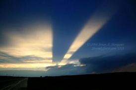 Fenomena Langit Terbelah Yogya