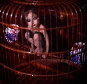 Hantu Merah Sukabumi | Video Hantu Anak Kecil Baju Mera