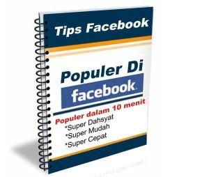Ngetop di facebook dalam sekejap | Cara Membuat facebook