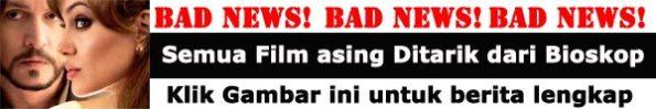 Alasan Film Asing Ditarik