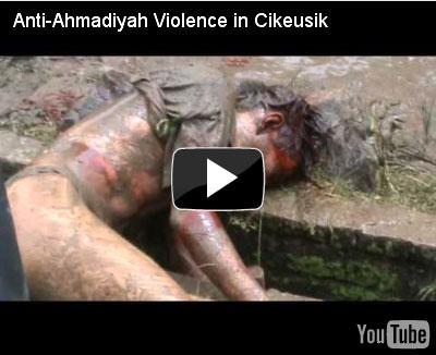Video Bentrok Ahmadiyah Cikeusik